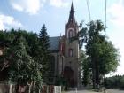 Kościół w Orzeszu Woszczycach