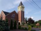 Kościół w  Orzeszu Zazdrości