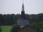 Kościółek św Wawrzyńca w Orzeszu