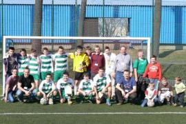 Turniej ministrantów Archidiecezji Katowickiej w piłce nożnej 2016