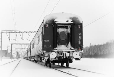 Pociągiem z Orzesza do Tychów i Bierunia
