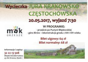 Atrakcyjna wycieczka do Jury Krakowsko - Częstochowskiej