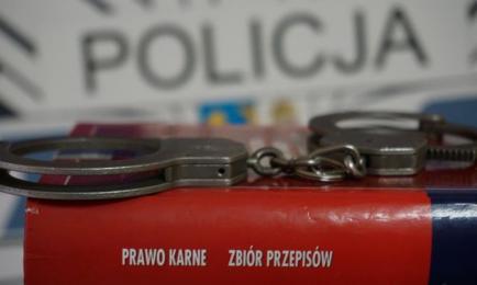 Rozbojarze w rękach policji