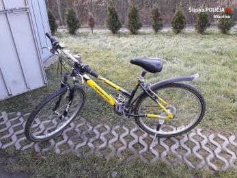 Znaleziono rower - poszukiwany właściciel!