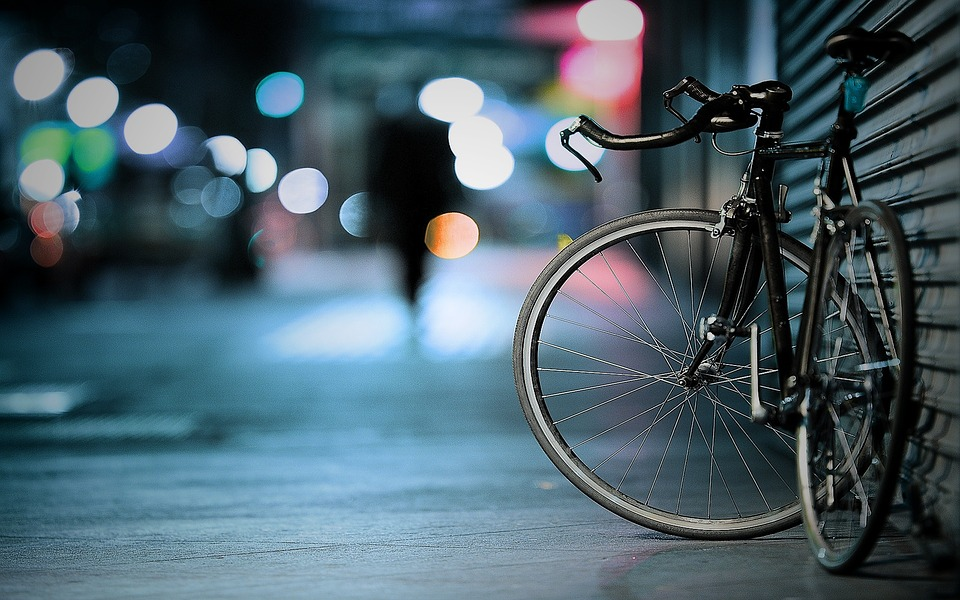 Uwaga na kradzieże rowerów!
