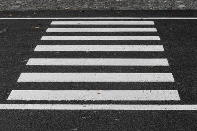 Kierowco! Uważaj na pieszych