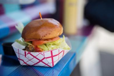 Pierwszy Zlot Food Trucków w Orzeszu