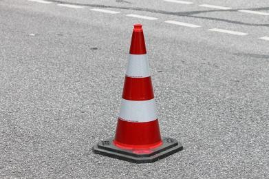 Orzesze: utrudnienia w ruchu drogowym