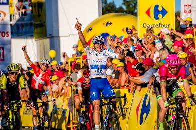 76. Tour de Pologne w Orzeszu!