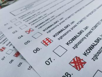 Wybory parlamentarne w Orzeszu - lista komisji wyborczych, zasady głosowania