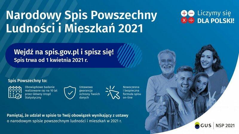 Już ponad połowa mieszkańców Orzesza wzięła udział w Narodowym Spisie Powszechnym