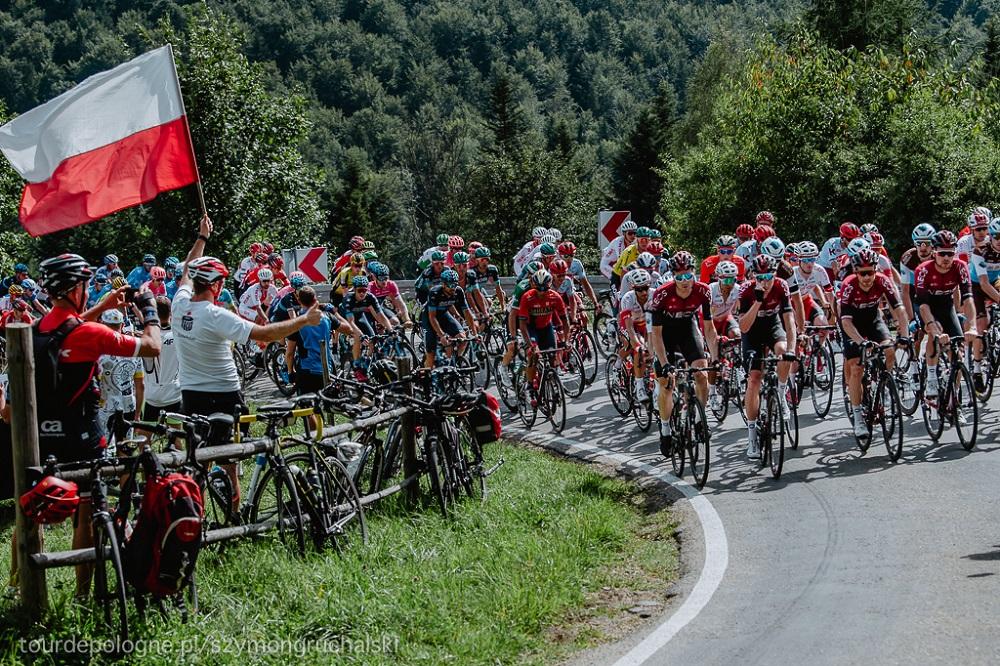78. Tour de Pologne przejedzie przez powiat mikołowski