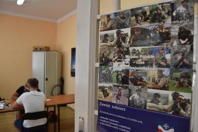 Rozpoczęły się kwalifikacje wojskowe dla mieszkańców Powiatu Mikołowskiego