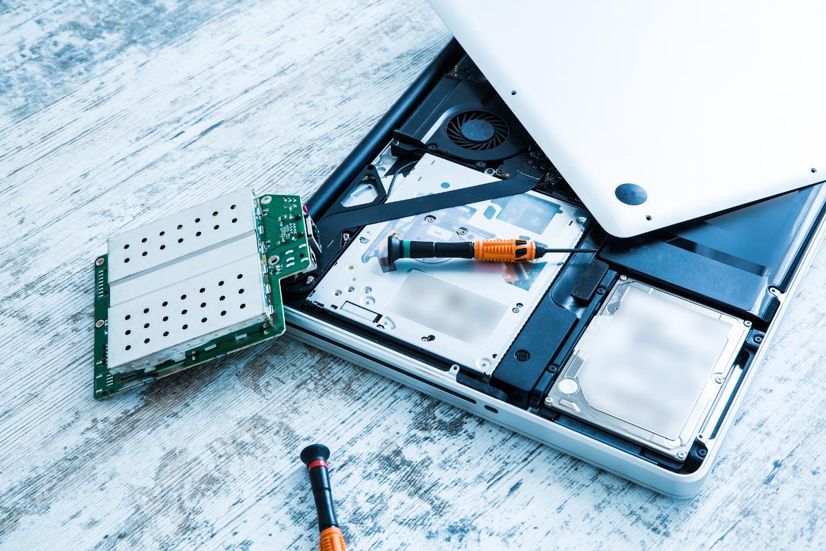 Uszkodzony sprzęt - czy można odzyskać jego sprawność?