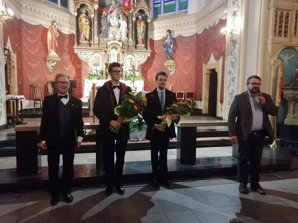 Trwa Orzeska Jesień Organowa. Pierwszy koncert za nami!