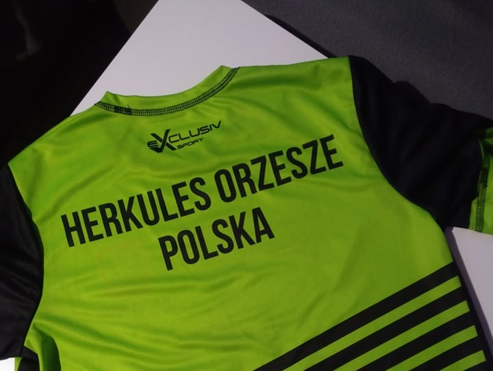 Orzeszanin Robert Hojka na Mistrzostwach Świata w Trójboju Siłowym