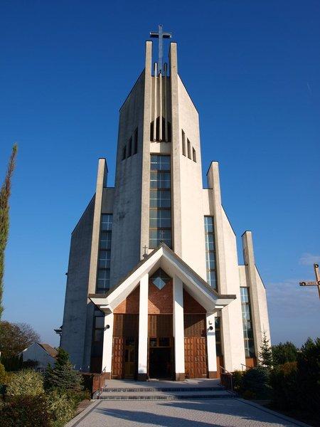 Gardawice - Kościół pw. Świętego Maksymiliana Kolbego