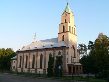 Jaśkowice - Kościół pw. Świętego Jana Chrzciciela