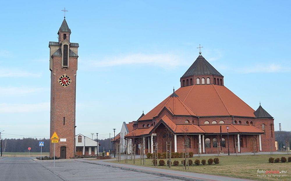 Zawiść - Kościół pw. Męczeństwa Świętego Jana Chrzciciela