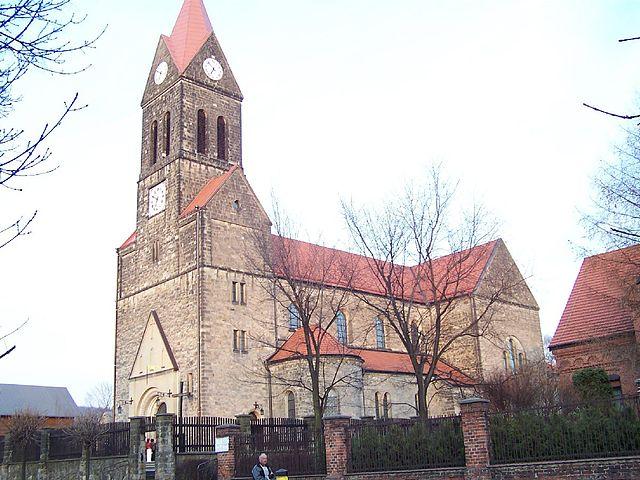 Śródmieście - Kościół pw. Nawiedzenia Najświętszej Maryi Panny