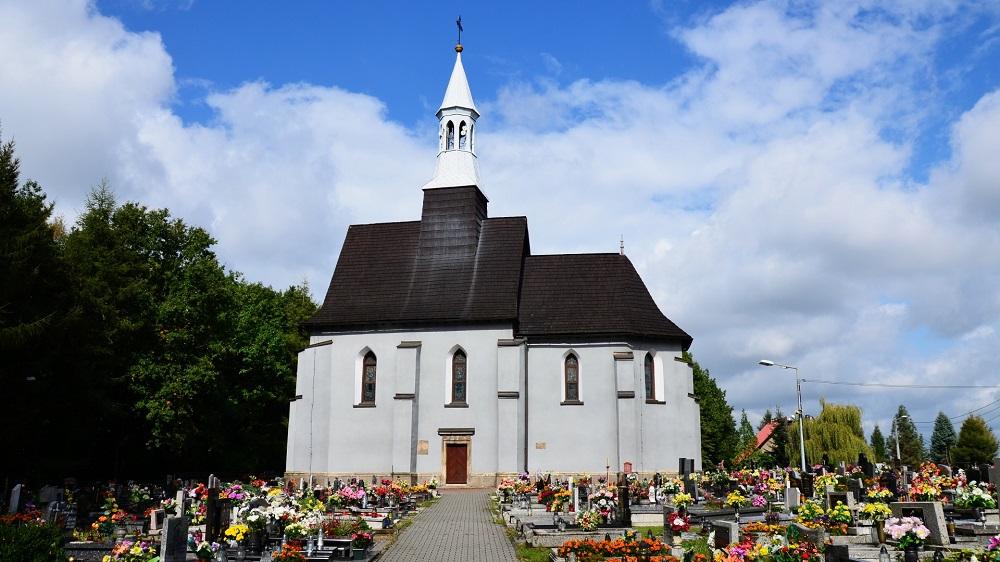 Śródmieście - Kościół pw. Świętego Wawrzyńca