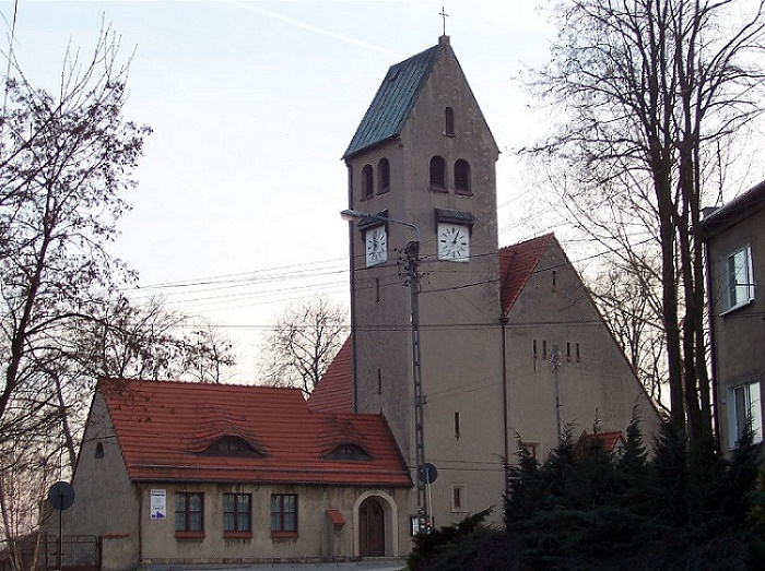 Ewangelicko-Augsburska Świętego Ducha